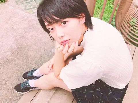 【悲報】岡田奈々さん、村山彩希から早坂つむぎに乗り換えた模様www