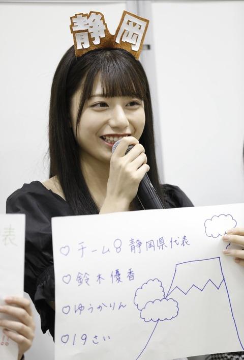 【AKB48】チーム8第2章お●ぱいの脅威!!!