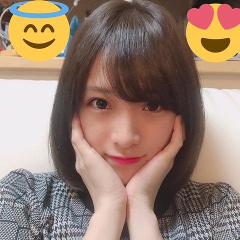 【AKB48】市川愛美「お前ら、黒髪好きだろ?」