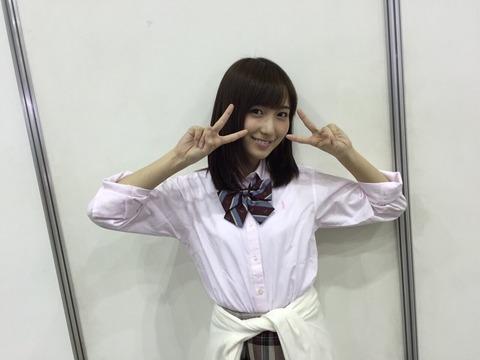 【AKB48】大島涼花、無乳すぎワロタwwwwww