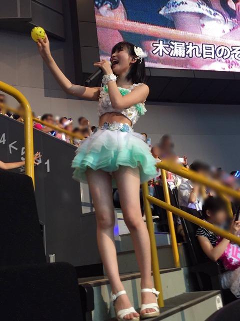 【AKB48】大感謝祭を見てからせいちゃんの身体が気になって眠れない【福岡聖菜】