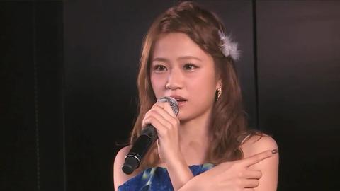 【AKB48】劇場公演中に島田晴香がマジギレwwwwww