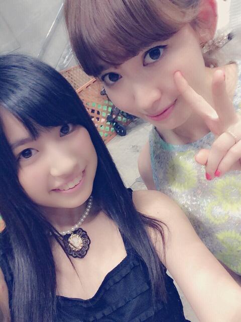 【AKB48】小嶋さんがドラフト荒井優希をコーディネートした結果wwwwww