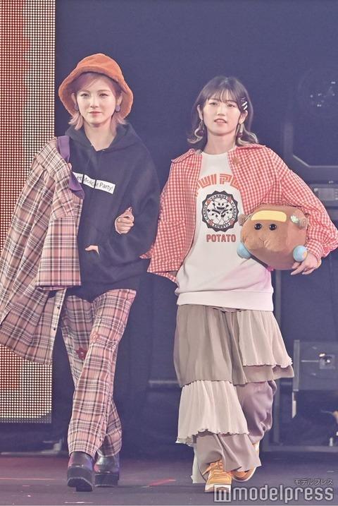 【AKB48】TGCで岡田奈々、村山彩希、小田えりながランウェイ飾ってたよ