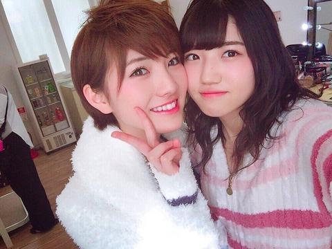 【AKB48/STU48】岡田奈々を巡る仁義なき女の戦いが勃発www