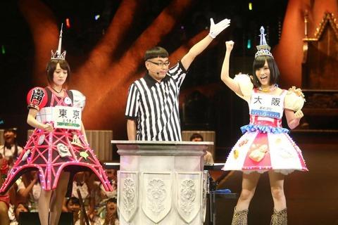 【AKB48G】今年のじゃんけん大会で驚いたことって何?