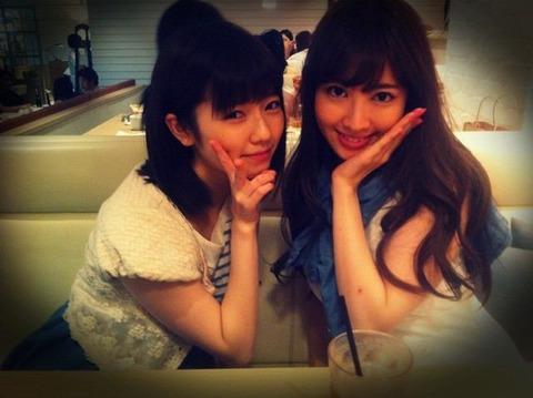 【AKB48】ぱるるや小嶋さんがしてもギリギリ許されること