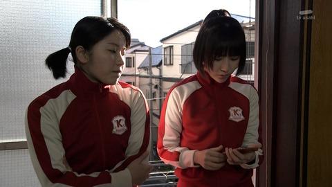 【豆腐プロレス】横山由依と宮脇咲良の体格差wwwwww