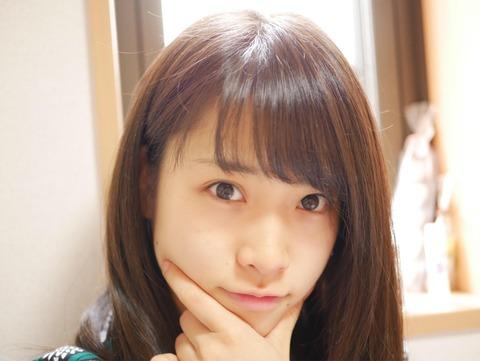 【AKB48】市川愛美が高画質カメラで自撮りしたガチすっぴんが可愛すぎる!