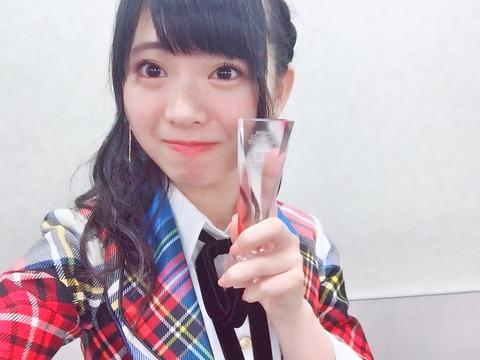 【AKB48総選挙】馬嘉伶の97位ってどう思った?