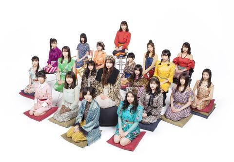 【画像】NMB48の新曲、もうこれれなぴょんが序列トップだろwww【川上礼奈】