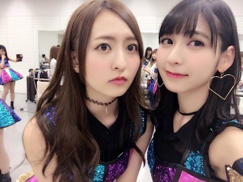 【HKT48】松岡菜摘と森保まどかってどっちが美人なの?【なつまど】
