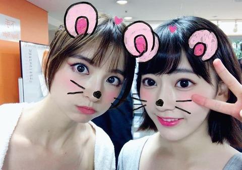 【HKT48】さくらたん、1人で篠田麻里子が出演する舞台「真田十勇士」を観に行く【宮脇咲良】