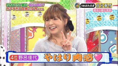 野呂佳代さんがAKB48に所属してたって本当なの?