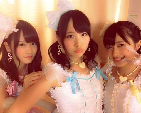 【AKB48G】メンバーを一番最初に好きになるのって顔からだよな?