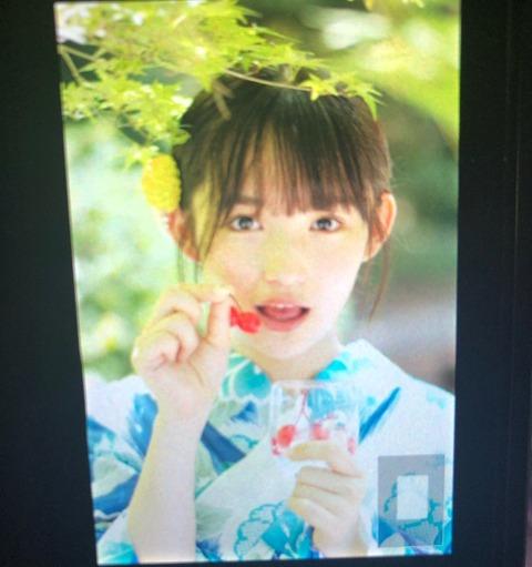 【AKB48】矢作萌夏「2019年はグラビアいっぱいやりたい!いっぱい握手したい!先輩方と一緒のステーキに立ちたい!」