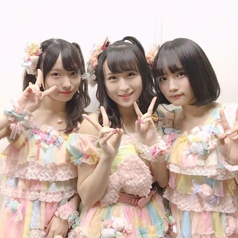 【AKB48】最新本店若手3TOP(矢作萌夏久保怜音)画像キタ━━━(゚∀゚)━━━!!
