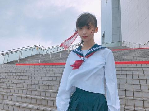 【NGT48】荻野由佳「大島優子さんってやっぱり本当に本当に凄いなぁっておもった…永遠に憧れだ…」