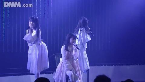 【NMB48】劇場公演でちっひーがお〇ぱいポロリ【川上千尋】
