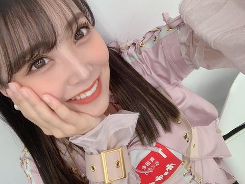 【悲報】NMB48白間美瑠、新型コロナウイルス感染に関するご報告