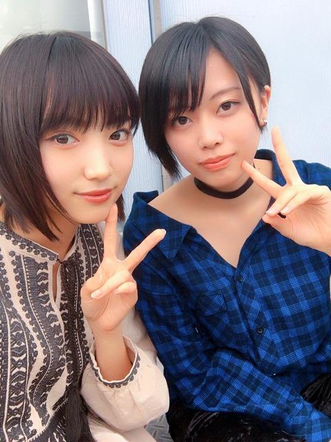 【NMB48】太田夢莉と早坂つむぎが一日中一緒(意味深)にいたらしいのですが・・・【AKB48】