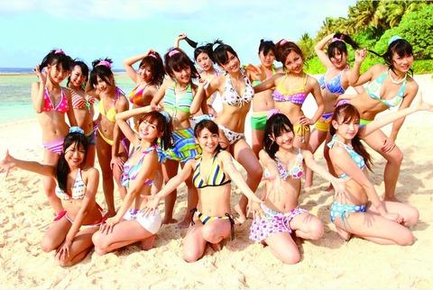 【AKB48】ポニーテールとシュシュの頃が一番良かったわー