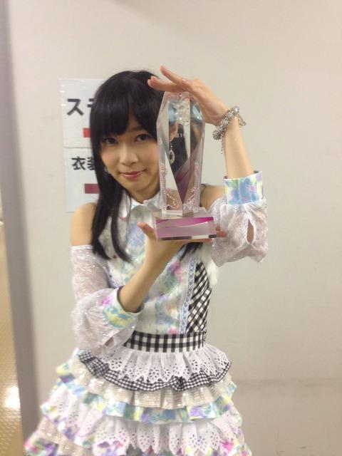 【HKT48】総選挙1位じゃなくなった指原莉乃に残るもの