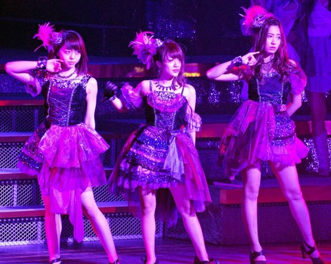 【AKB48】もしもガチで曲人気だけのリクアワをやったらこうなると思う