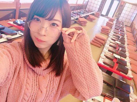 【朗報】岩佐美咲の「わさ民忘年会in屋形船」が楽しそう