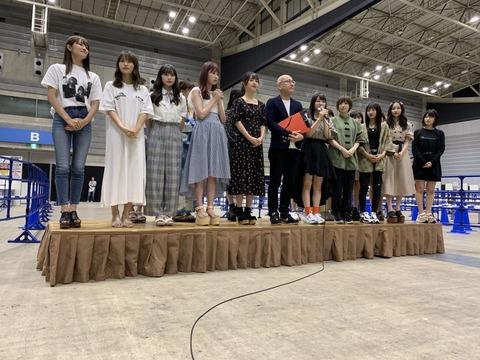 【朗報】NMB48・21stシングル8月14日発売決定!センターは白間美瑠、初選抜は東由樹と大田莉央奈