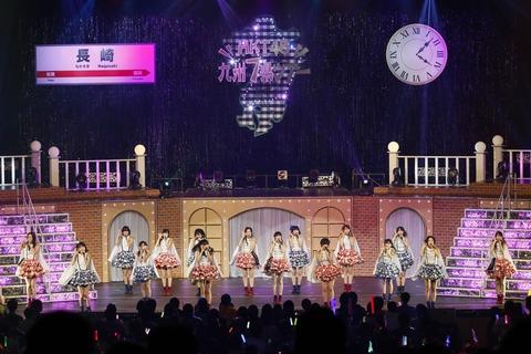 【朗報】HKT48九州7県ツアー「福岡公演」映画館中継が決定!!!