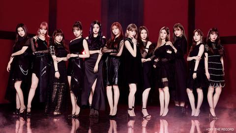 【IZ*ONE】3rdシングル「Vampire」9月25日に発売決定!!!