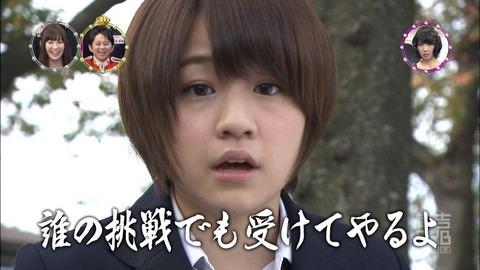 【AKB48】島田晴香「たかみなと石田が激ヤセ?俺には関係ねぇな」