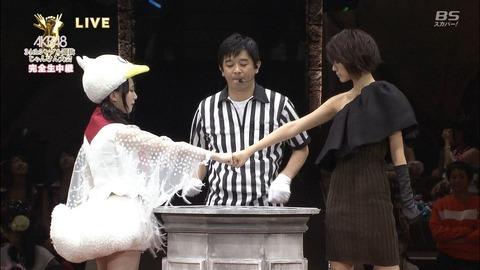 阿部マリアを篠田の後継者として選抜に入れるべき