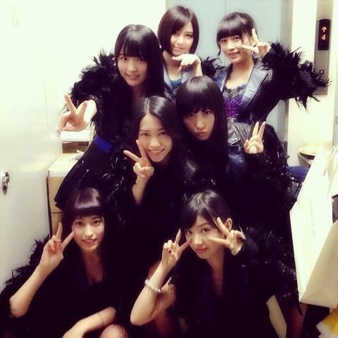 【AKB48】田野→腹筋、平田→軟体、カレン→演技、大森→剛【12期】