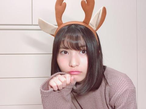 【AKB48】せいちゃん、イブの夜なのにSHOWROOM配信(  ;∀;)【福岡聖菜】