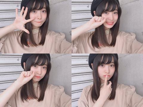 【AKB48G】存在そのものが可愛いメンバーと言えば誰?