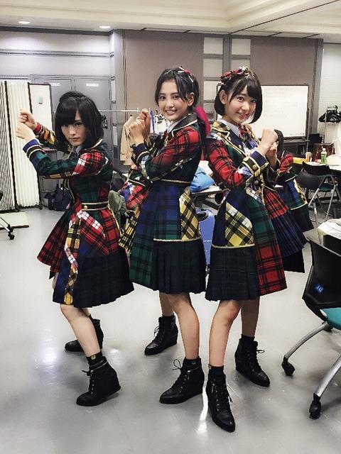 【AKB48G】総選挙って兼任してるメンバーの方が有利だよな