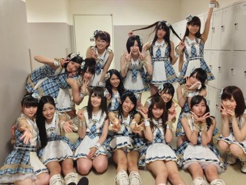 【AKB48】今、大場チーム4を再結成したらこんな序列だよね?