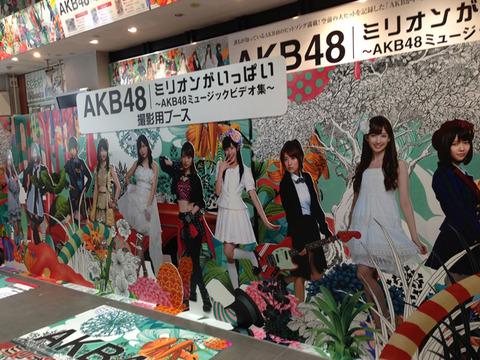 AKB48がミリオンにこだわる理由って何?