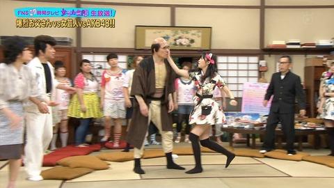 【HKT48】指原莉乃にビンタされるか渡辺美優紀にビンタするかどっちがいい?【NMB48】
