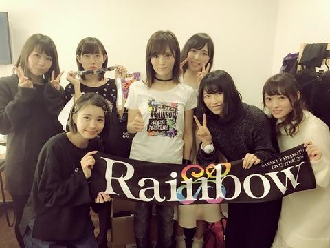 【朗報】渡辺美優紀がNMB48卒業後初めて山本彩と一緒に写真を撮る