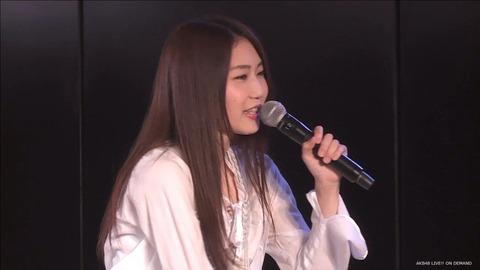 【AKB48】中田ちさと「卒業は焦んなくて大丈夫だよ」