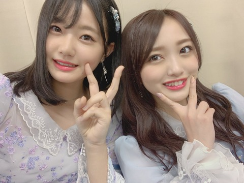 【STU48】瀧野由美子が向井地と同じ事務所「Mama&Son」に移籍決定!!!