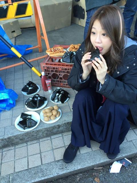 【朗報】島田晴香の朝食の量が凄い