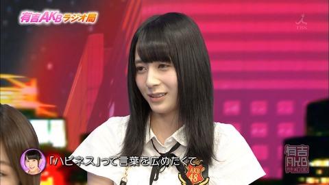 【AKB48】佐々木優佳里「ツイッターより有料のモバイルブログ更新の方が大事」
