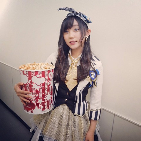 【NMB48】薮下柊ちゃんが自らデブエット実施中www