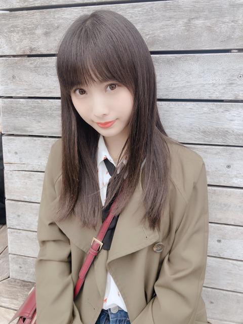 【朗報】NMB48梅山恋和がTwitterアカウント開設!!!