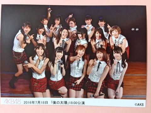 【AKB48】大人しくて喋りが苦手なメンバーが人気を上げるのは不可能なのか?