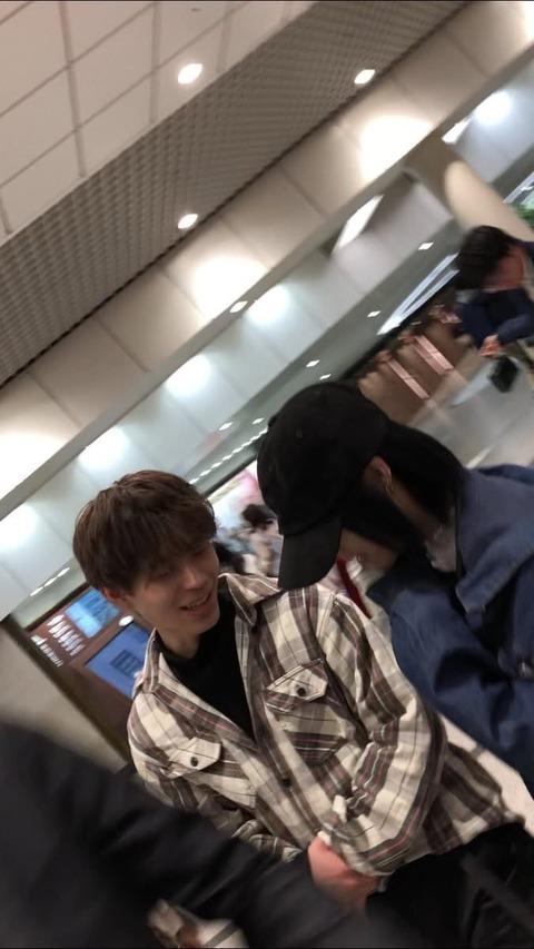 【NMB48】城恵理子の2ショット流出、ガチで無罪だった?